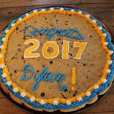 Shelly's Sweet Shoppe Cookie Cake